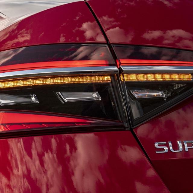 2019 Škoda Superb