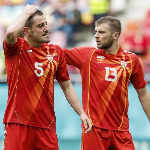 Arijan Ademi i Stefan Ristovski
