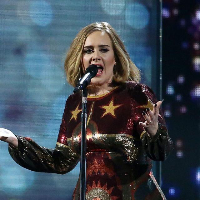 Pjevačica Adele
