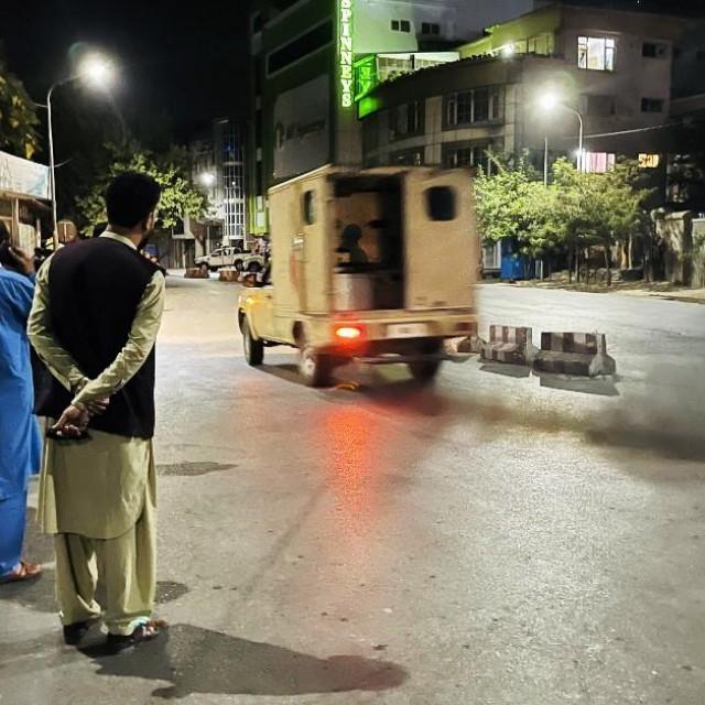 Afganistan, talibani, ilustrativna fotografija