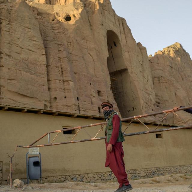 Nakon gotovo 21 godinu talibani se vratili štititi kulturno nasljeđe koje su nekoć raznijeli dinamitom