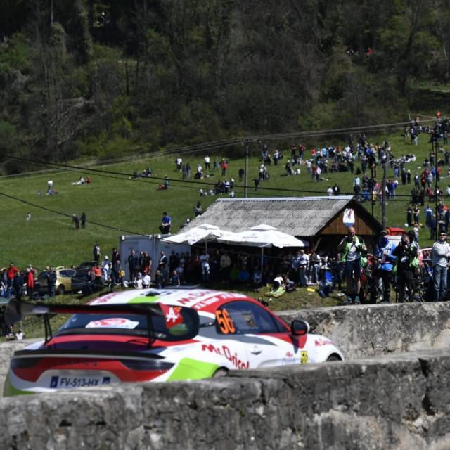 Novigrad na Dobri (Croatia Rally, utrka Svjetskog prvenstva u reliju)