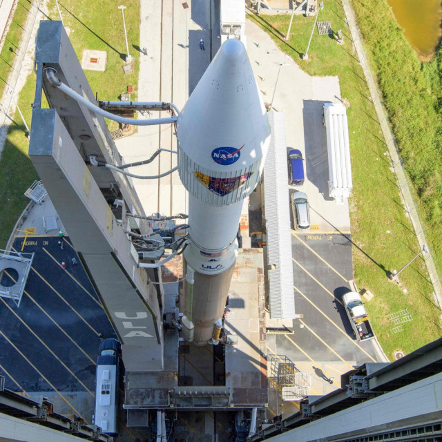 Raketa Atlas V sa svemirskom letjelicom Lucy