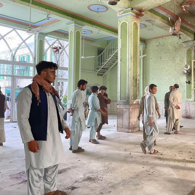 Šijitska džamija u Kandaharu