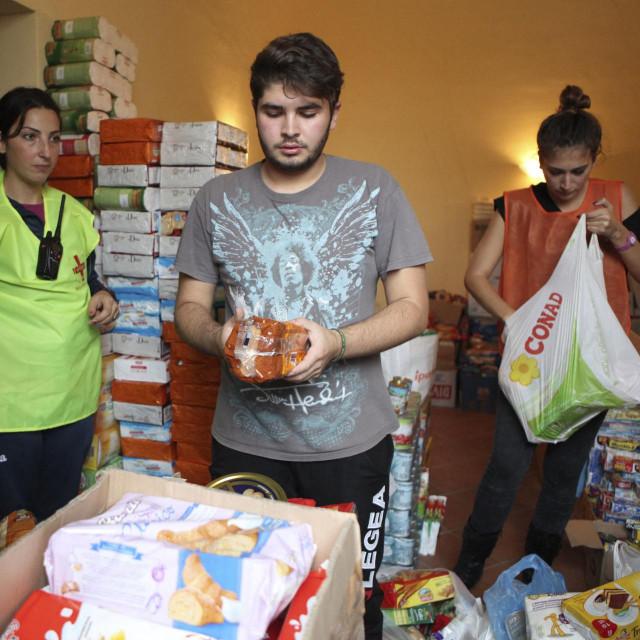 Ilustrativna fotografija Caritasovih volontera