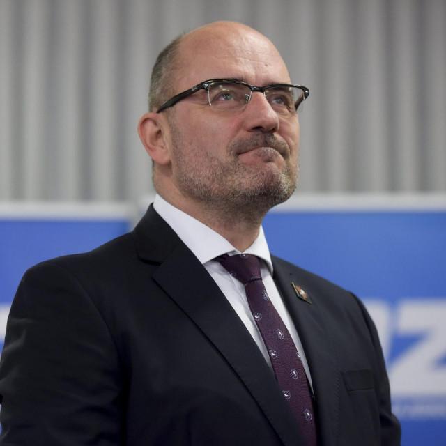 Milijan Brkić, bivši potpredsjednik Sabora, danas je politički marginaliziran