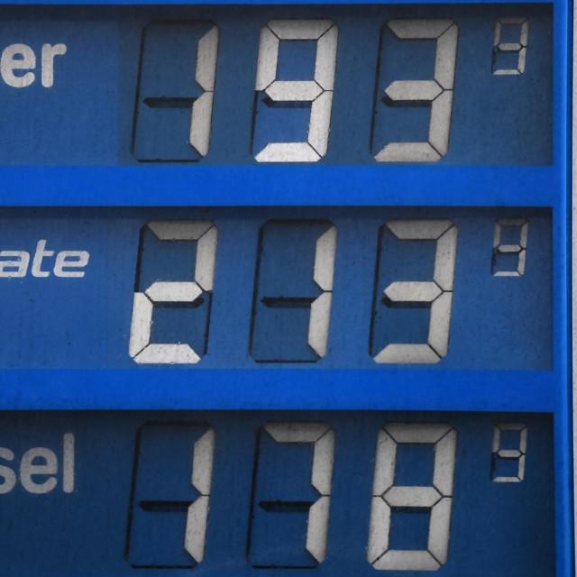 Cijene goriva
