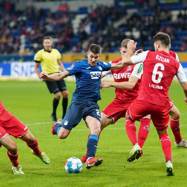 42 asistencije upisao je Andrej Kramarić ukupno u dresu Hoffenheima