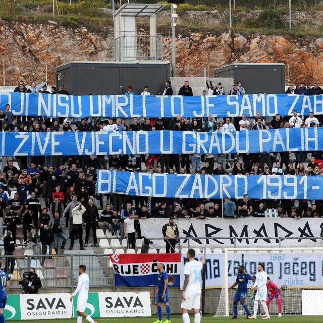 Armadin transparent u čast legendarnog Blage Zadre