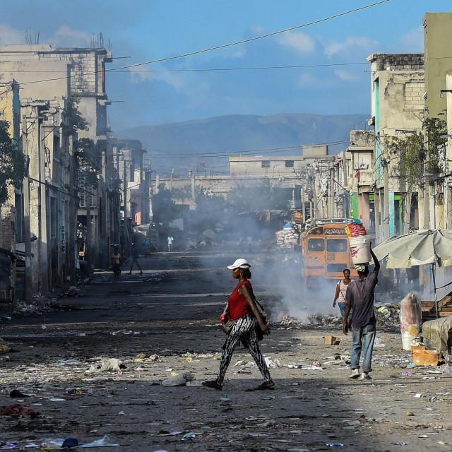Glavni grad Haitija Port-au-Prince