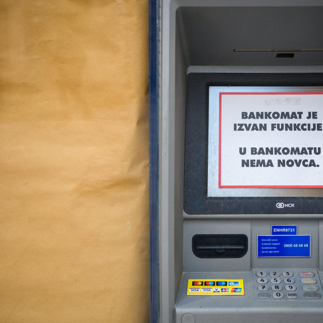 Bankomat, Ilustrativna fotografija