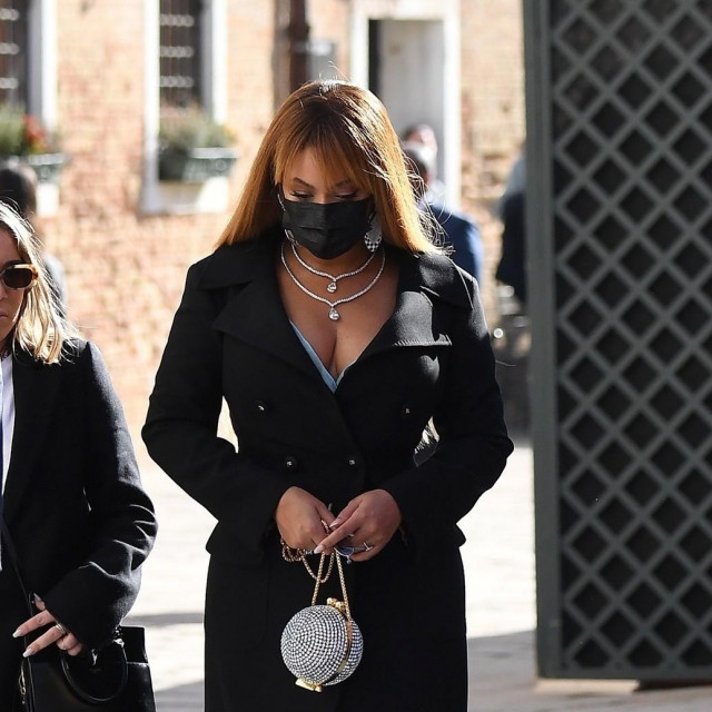 Beyoncé u Veneciji