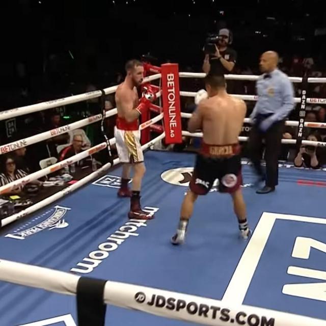 Sandor Martin vs. Mikey Garcia