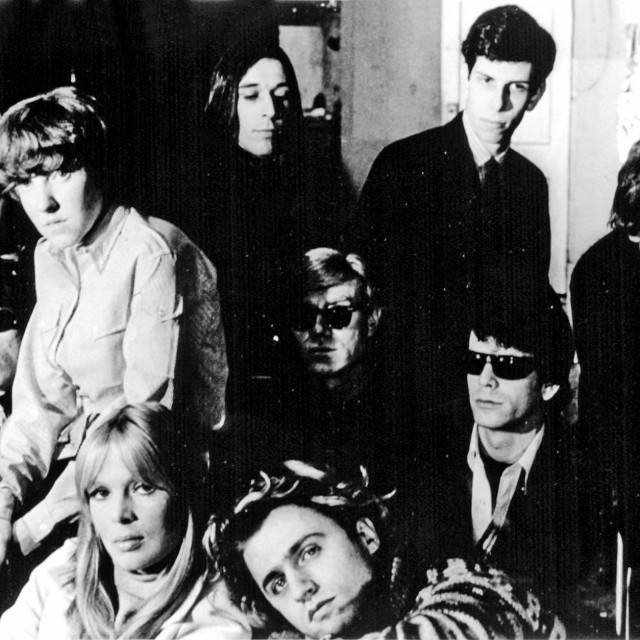 Andy Warhol, The Velvet Underground, Nico, Paul Morrisey, Gerard Melanga