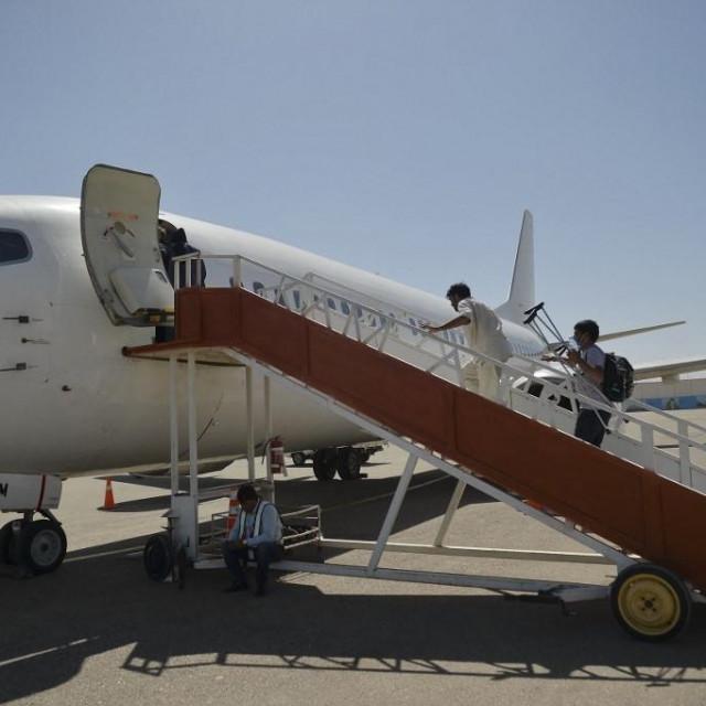 Kabul, aerodrom/Ilustracija