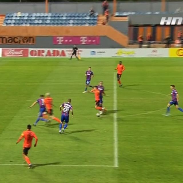 Hajduk situacija