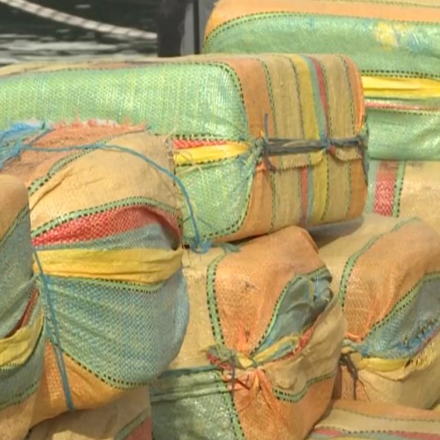 5,2 tone kokaina bile su zapakirane u 183 paketa