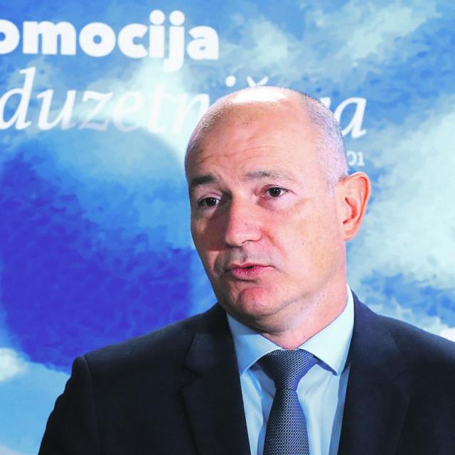 <br /> <br /> Predsjednik Hrvatske udruge poslodavaca Mihael Furjan