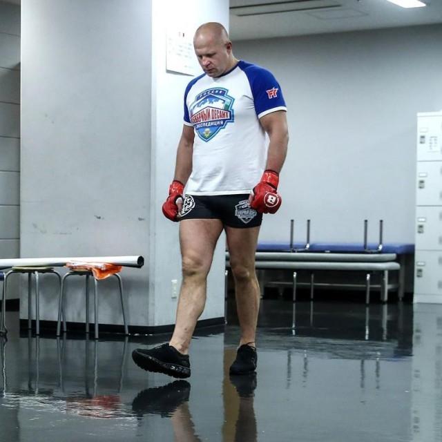 Fedor Emelianenko (Bellator 237, prosinca 2019.)