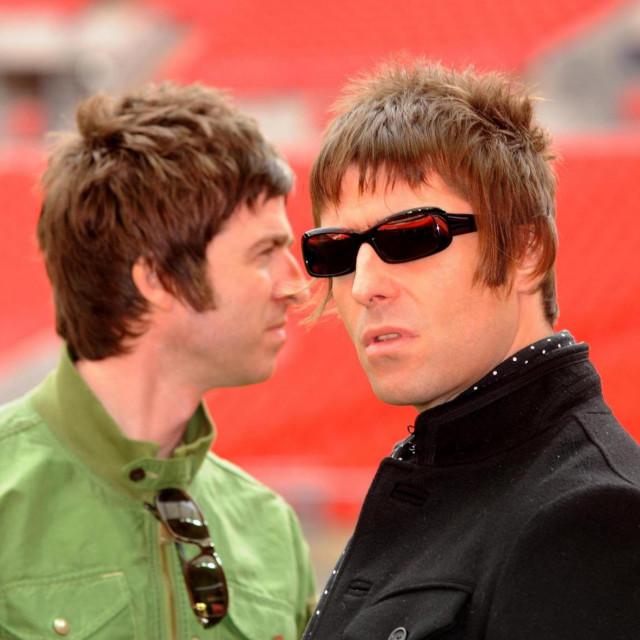 Liam i Noel Galagher