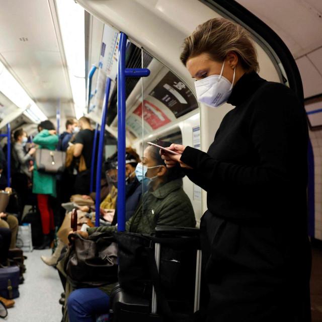 Podzemna željeznica u Londonu