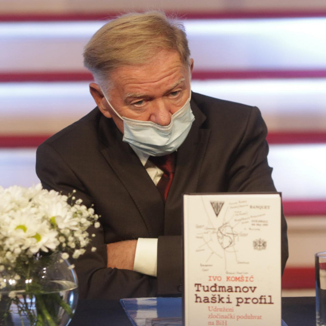 Bivši gradonačelnik Sarajeva Ivo Komšić