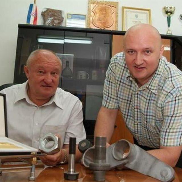 Božidar Debeljak i Tomislav Debeljak