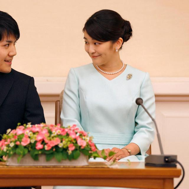 princeza Mako i Kei Komuro