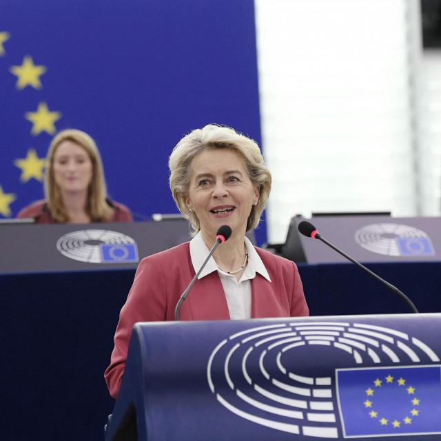 Predsjednica EK-a Ursula von der Leyen