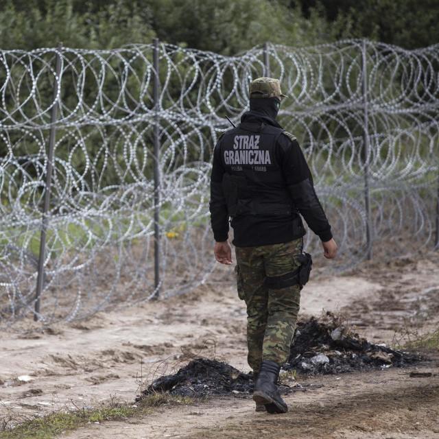 Vojnik na granici, ilustrativna fotografija