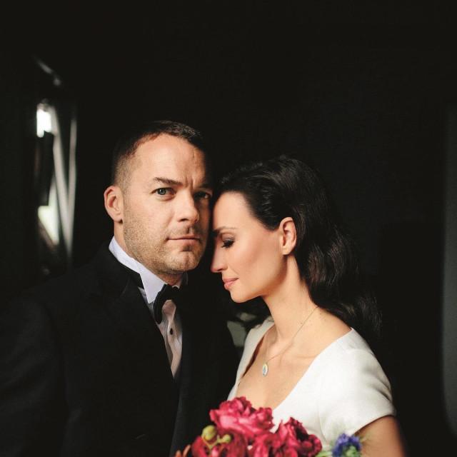 Monika Kravić i Fran Olujić