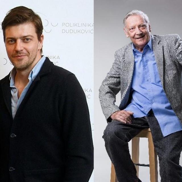 Filip Jurčić i Amar Bukvić oprostili se od Žarka Potočnjaka