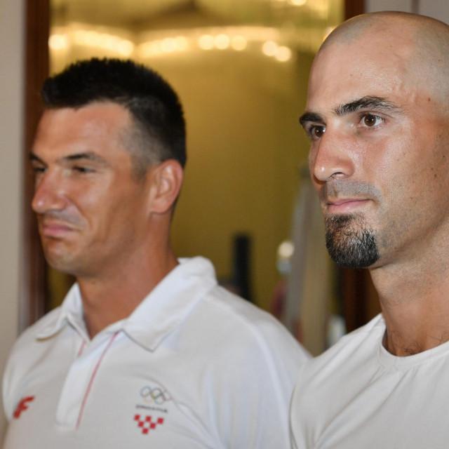 Martin i Valent Sinković<br />