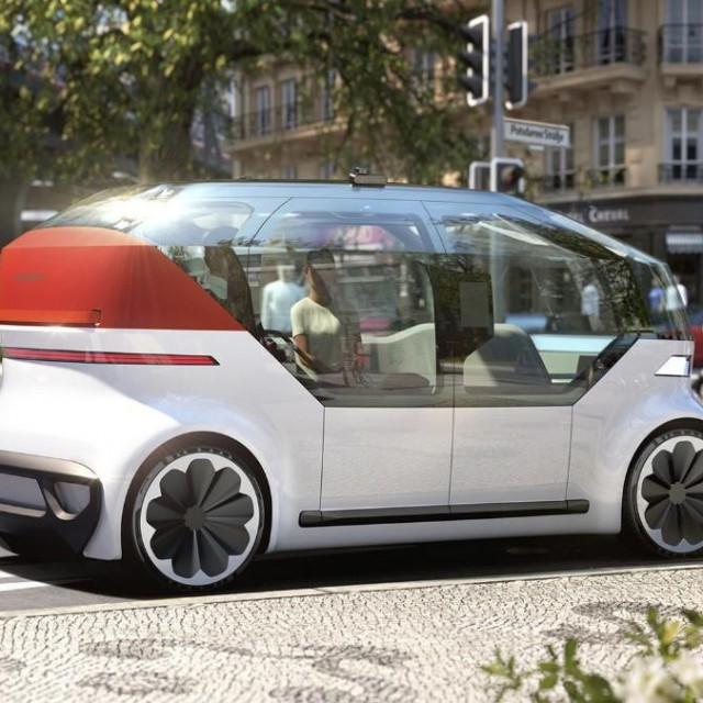 Volkswagen OnePod