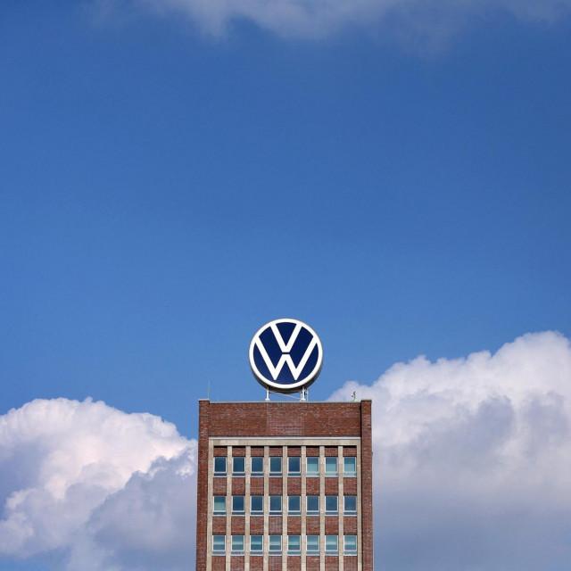 Volkswagenova tvornica u Wolfsburgu