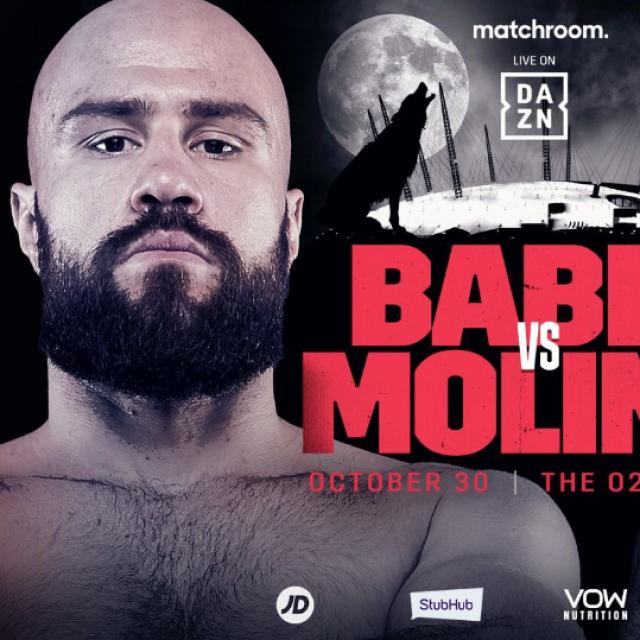 Alen Babić vs Eric Molina