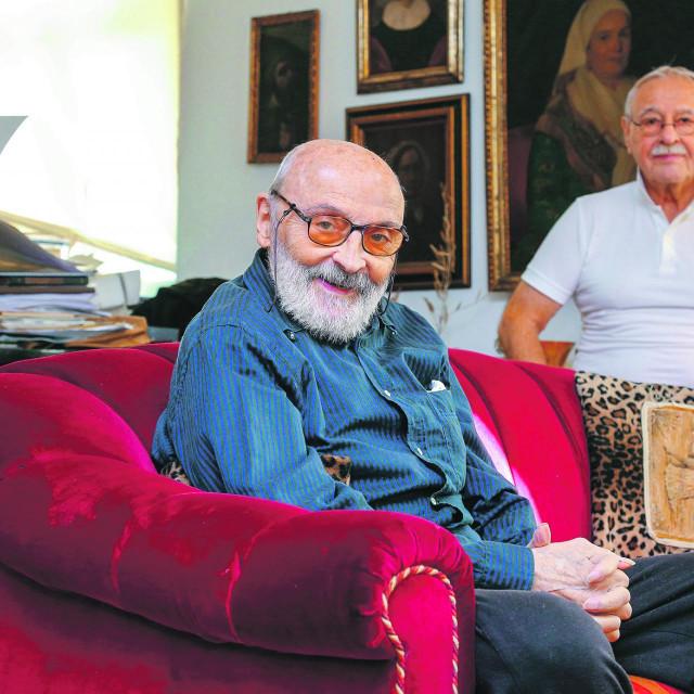 Ivica Krajač i Dobroslav Silobrčić