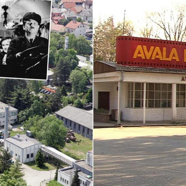 Jadran i Avala film