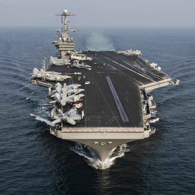 Američki nosač aviona USS Harry S. Truman