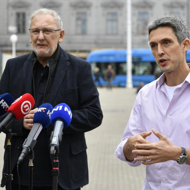 Davor Božinović, Mark L. Fleming