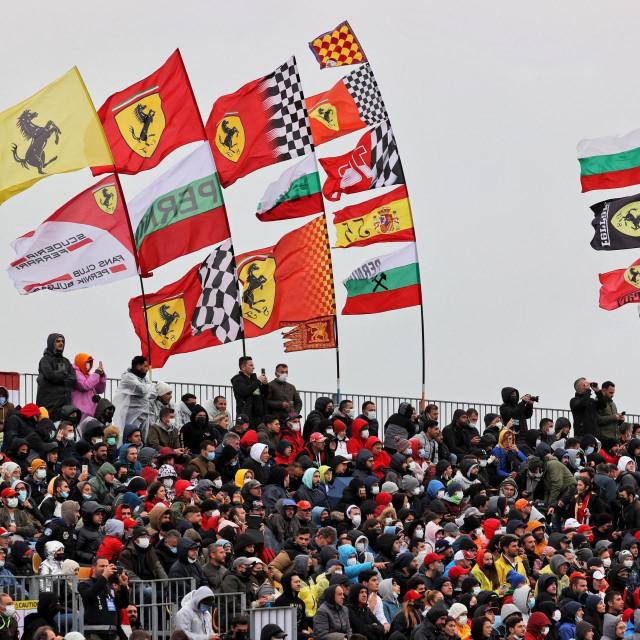 Obožavatelji Formule 1, Istanbul, Turska
