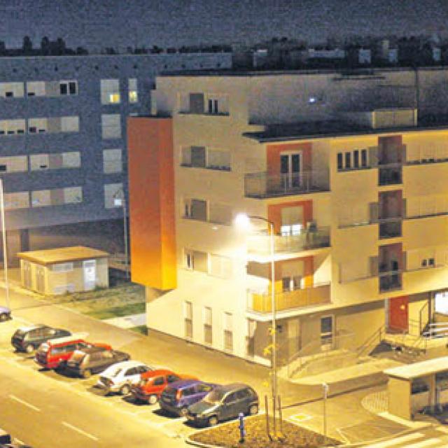 Ilustracija/stanovi u Zagrebu