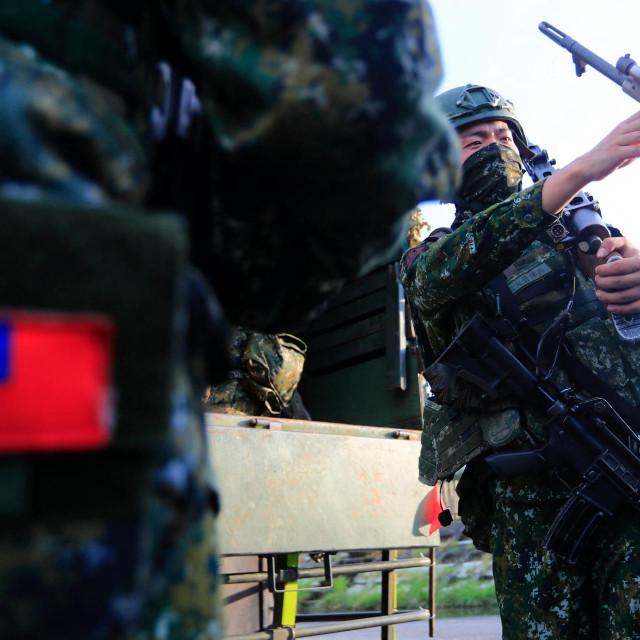 Tajvanski vojnici