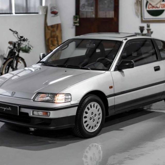 1990 Honda CR-X 1.6i-16