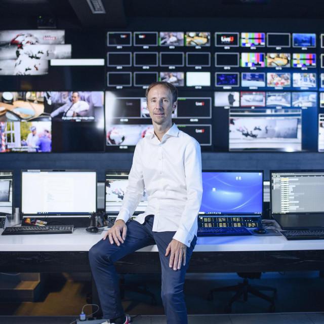 Marc Puškarić, predsjednik uprave RTL-a