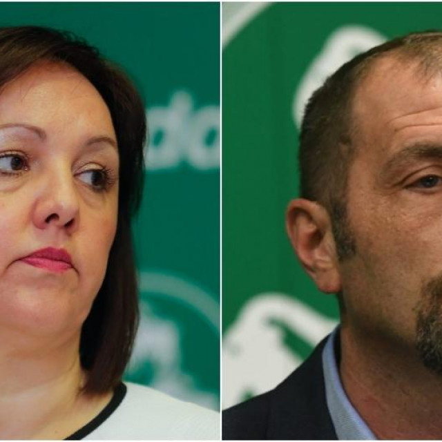 Sandra Čakić Kuhar/Dalibor Paus