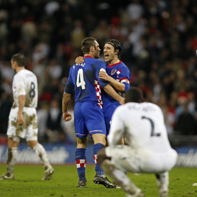 Pobjeda Hrvatske na Wembleyju 2007. godine
