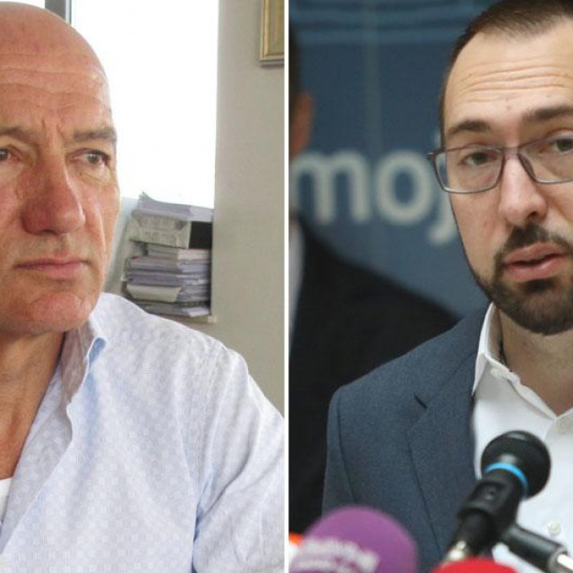 Petar Pripuz i Tomislav Tomašević