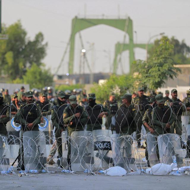 Iračka policija
