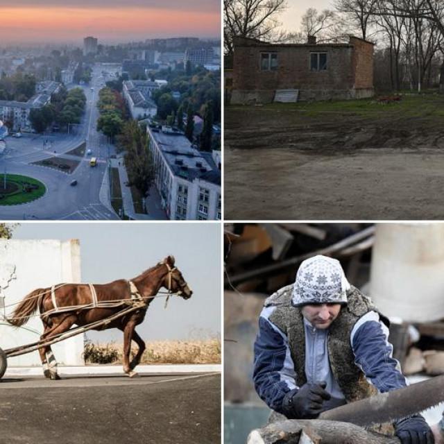 Prizori iz Moldavije